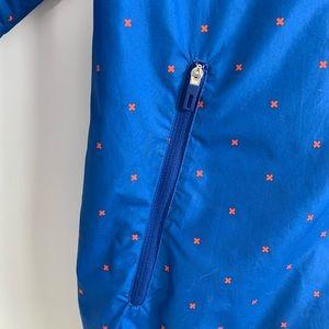 adidas Jackets & Coats - Adidas Blue Windbreaker